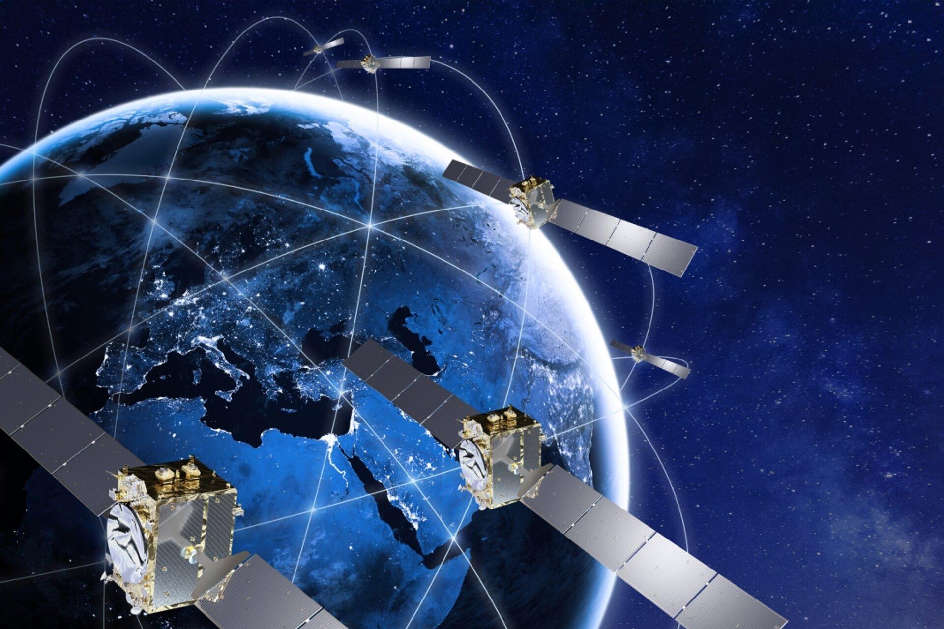 Thales Galileo Second Generation satellites